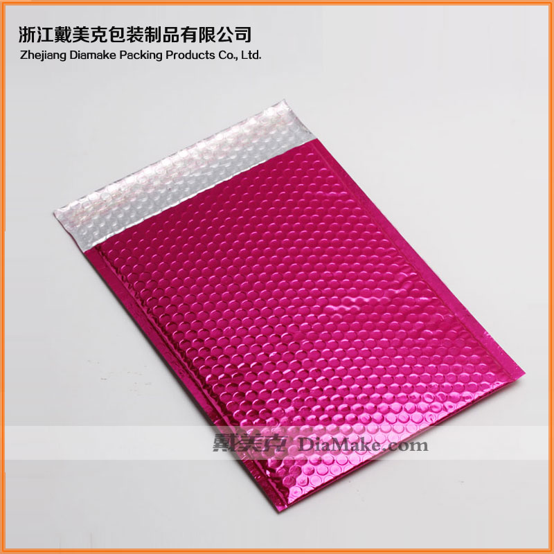self-adshion printed poly bubble envelopes for bags