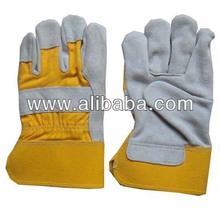 Industrial Work Gloves / Canadian Rigger Gloves