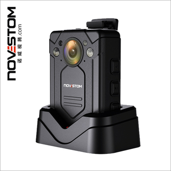 Novestom 12hours video recording time GPS wifi 32GB police body worn camera