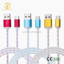 USB Type C Cable, USB 3.0 to Type-C Connector Data Cable