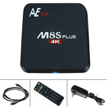 Android Sata 8 Core Oem Media Player m8s Tv Box