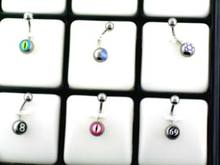 Sexy Belly Button Navel Ring Body Jewelry Wholesale Lot