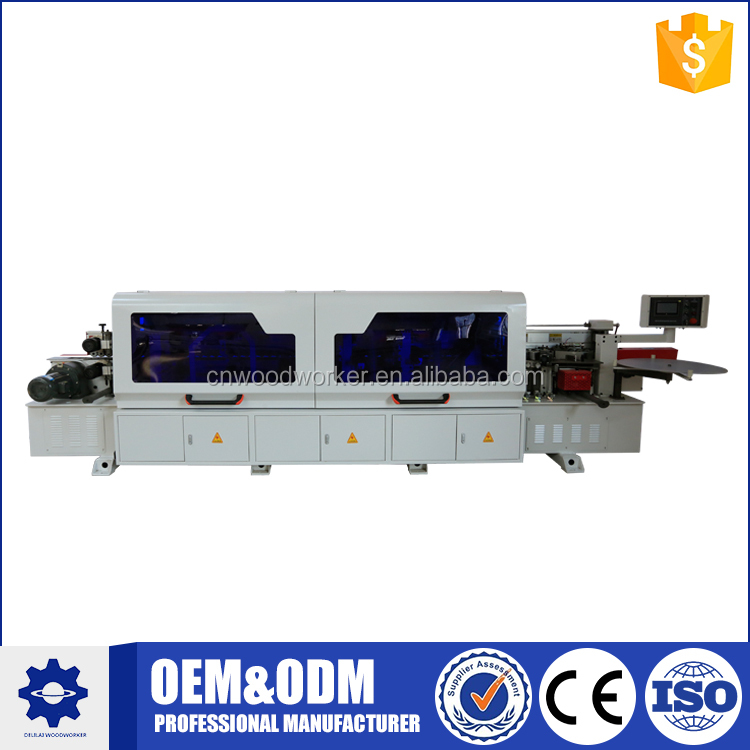 Custom design auto edge banding machine melamine