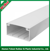 Pvc cable duct/ pvc channel/pvc trunking