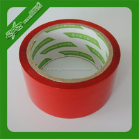 Custom colorful acrylic glue black printed bopp packing adhesive tape
