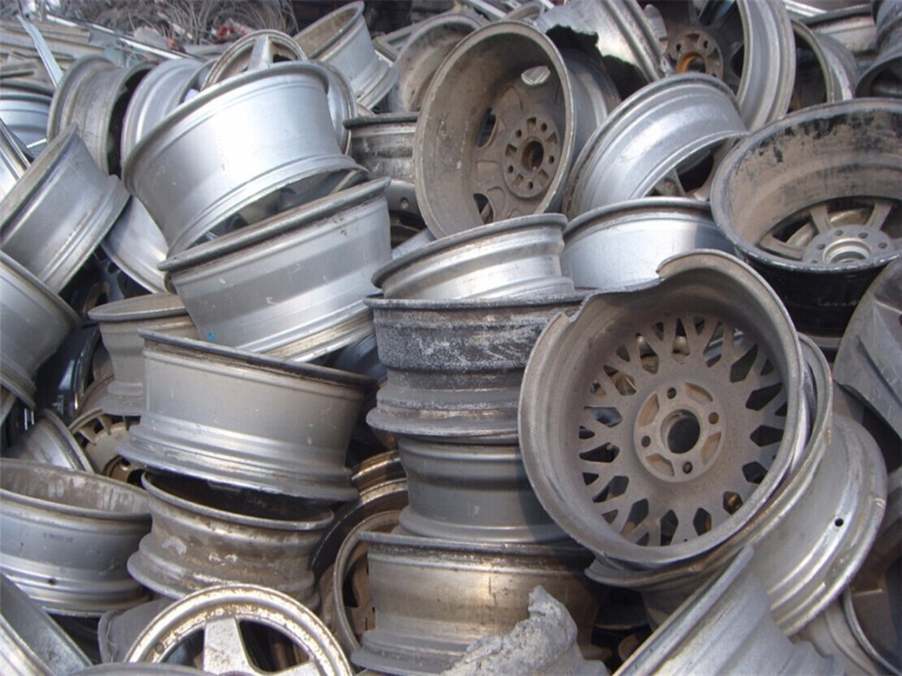 Cheap Aluminum Wheel scrap available for sale