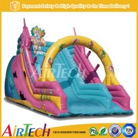 Factory direct commercial inflatable slide from China