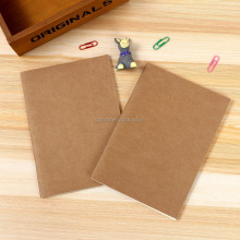 OEM High-quality Recycle Kraft Notebook cover for school,office,personnel