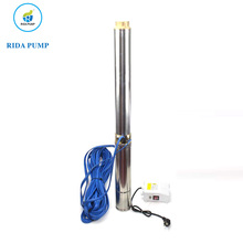 best price 2 inches submersible well pump/BQS deep well electric motor for well made in china