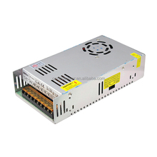 S-120-12 single 12vdc output type switching power supply for led driver cctv dc to dc converter 120w 12a short circuit