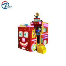 theme park rides indoor playground motor/ kiddie ride game machine/carousel ride arcade game machine