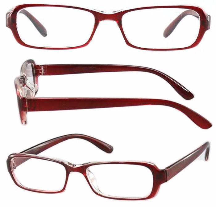 Fashion colored design vintage style spectacle TR90 retro optical frame