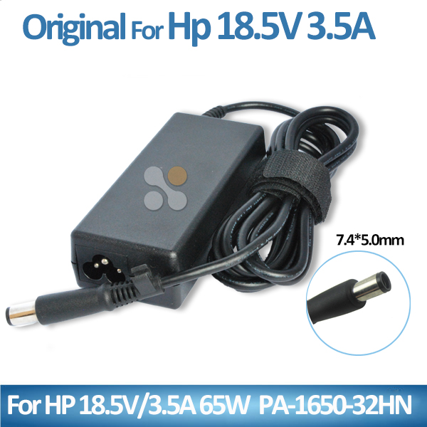 PPP009D PA-1650-32HN ADP-65HB BC 18.5 V 3.5 A LAPTOP AC ADAPTER For HP LAPTOP