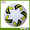 China factory best 5# pvc foam machine stitched footballs soccer balls