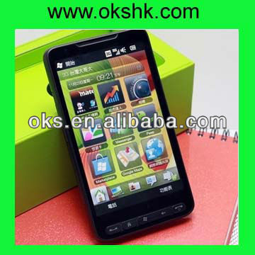 HD2 windows mobile 6.5 cell phone