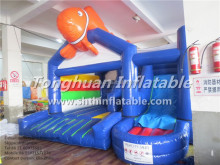 cheap inflatable clownfish bouncer