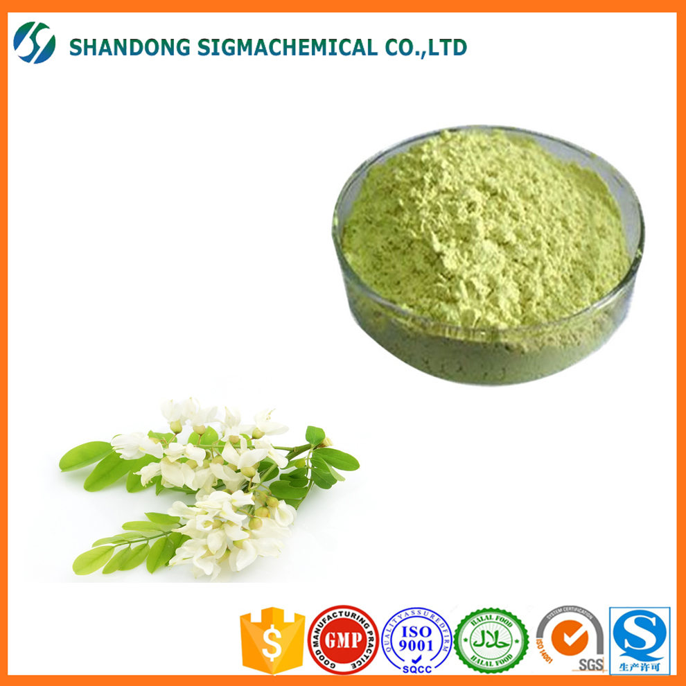 100% Natural Quercetin powder 117-39-5 Quercetin dihydrate, Quercetin with best price!
