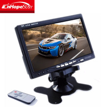 Super 7 inch HDMI Input Car Monitor With Cheap Price For Sale