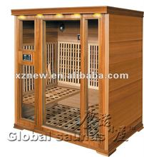 American infrared saunas