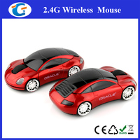 Car 10m 2.4GHz Mini USB Optical Wireless Mouse For PC Laptop
