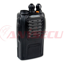 "professional 2 way radio Kirisun PT558 Licence-Free Pro Walkie-Talkie strong alloy chassis lithium-poly battery ""drop-in"" charge"