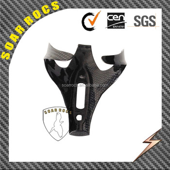 New carbon bicycle parts for mountain bike/road bike carbon water holder carbon bottle cage