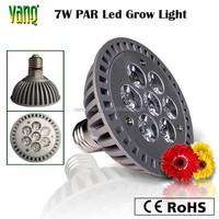 best mini led grow light for orchid seedling,12w E27 par light for flower buds