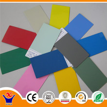 epoxy polyester anti-corrosion powder coating