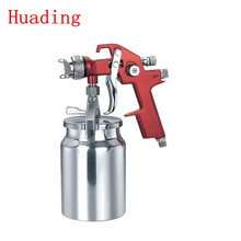 High quality fine Atomization spray gun AB-17G with metal cup
