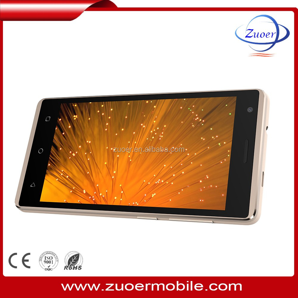 MTK6580 Quad core 1.3 Ghz Processor high quality shenzhen manufacture cell phone