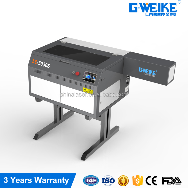 Gweike laser engraver lg500 dowell 5030 40 60w co2 cheaper