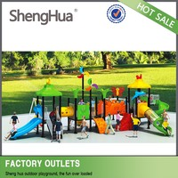 Outdoor Play Ground for kids with high quality and competitive price