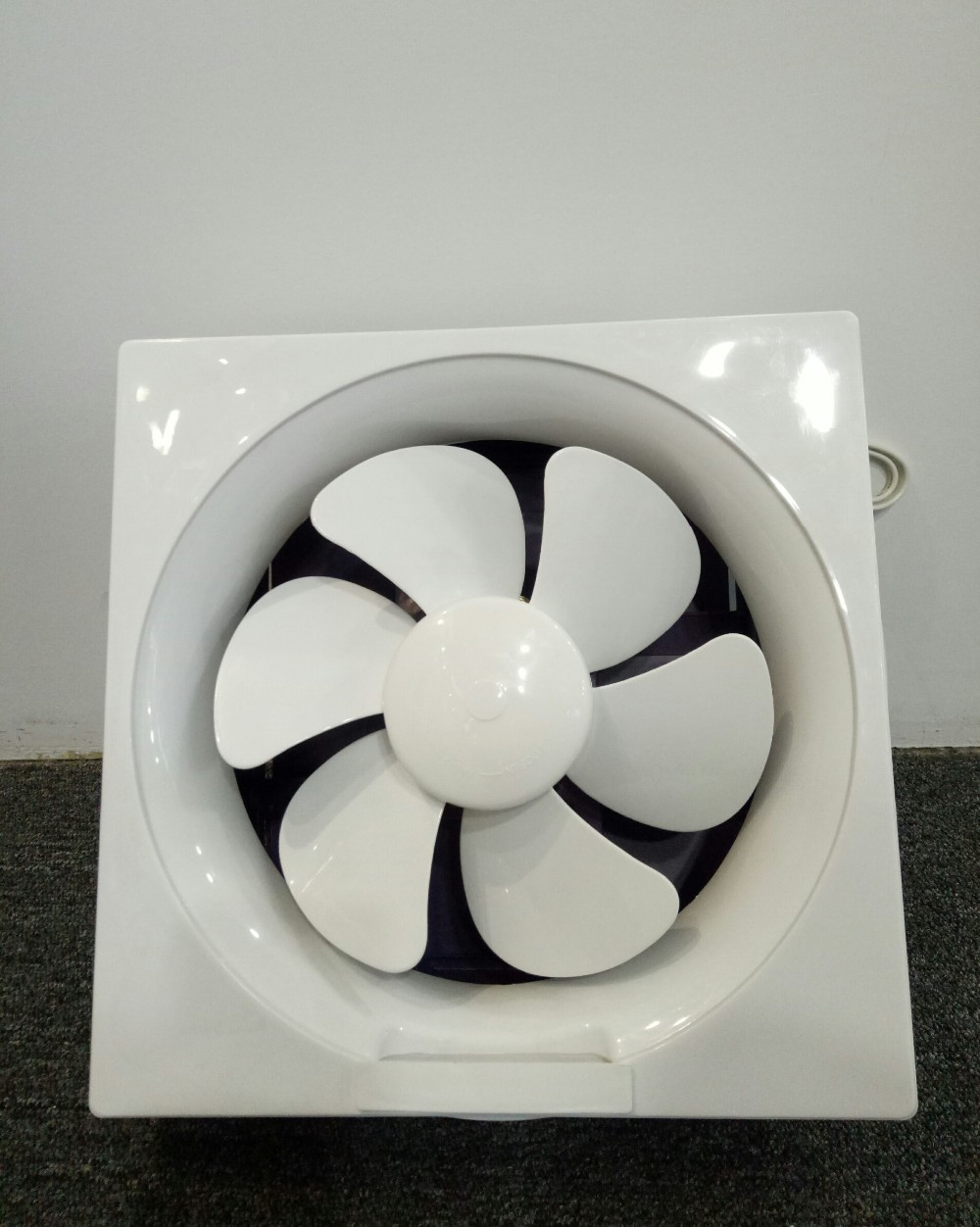 10 inch Exhaust Fan with metal shutter
