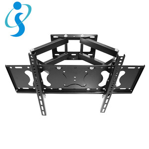 Tilting Low Profile TV bracket wall mount for 32 - 65inch TVs - Up to 15 Degrees of Tilt for LED LCD Plasma Flat Screen