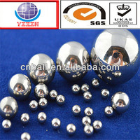 The latest high quality 4.763mm 6.35mm 6.747mm 9.525mm 19.05mm 15.875mm 25.4mm 440C stainless steel ball