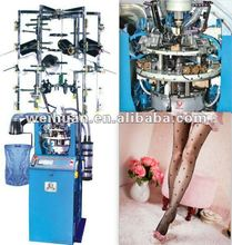 WH-E7 computerized hosiery machine for knitting jacquard silk socks and pantyhose (4 inch)