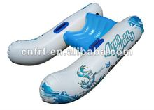 Inflatable Water Ski and Wakeboard Trainer