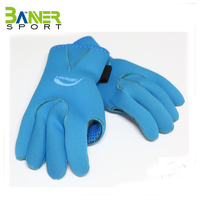 Non Slip Fishing Equipment 3m thickness neoprene Waterproof Fisherman fish gloves for handling