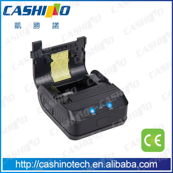 58mm Portable dot matrix receipt printer Mobile printer