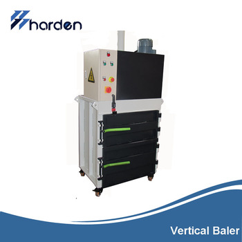 Vertical Baler For Waste Paper Compress Machine