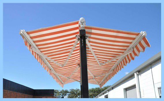SF-R-5000 Plastic Door Canopy Awning