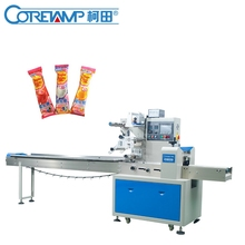 Ketian Auto Feeder Full Automatic Lollipop Packing Machine