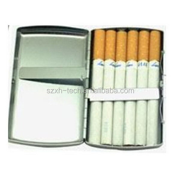Durable best sell slim e cigarette case