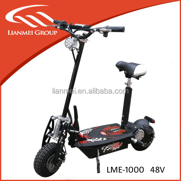 electric scooter with 1000W motor for adults