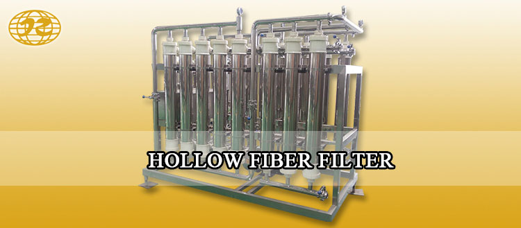 Whole sale low price high quality hollow fiber membrane filter