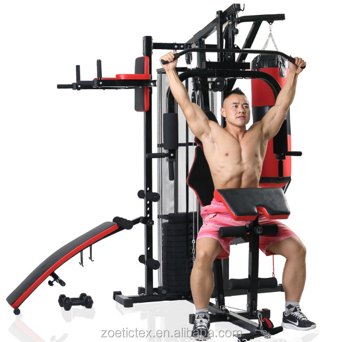 2018 Hot Sale Integrated Gym Trainer Multi Function Gym <strong>Equipment</strong>