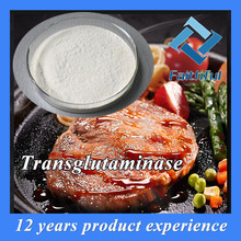 Wholesale China factory supply Food grade enzyme Transglutaminase/Supply Used for Meat Production Transglutaminase
