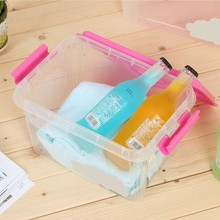 New Product Plastic makeup storage box