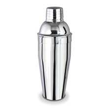 24 Ounce Stainless Steel No Leaks Cocktail Shaker, Pro Mixing Good Solid Martini/Drink Shaker