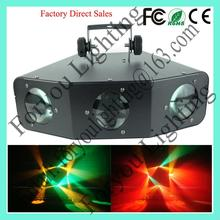 15*3w rgbwa leds low price latest 3 eye beam light effect led light stage curtain